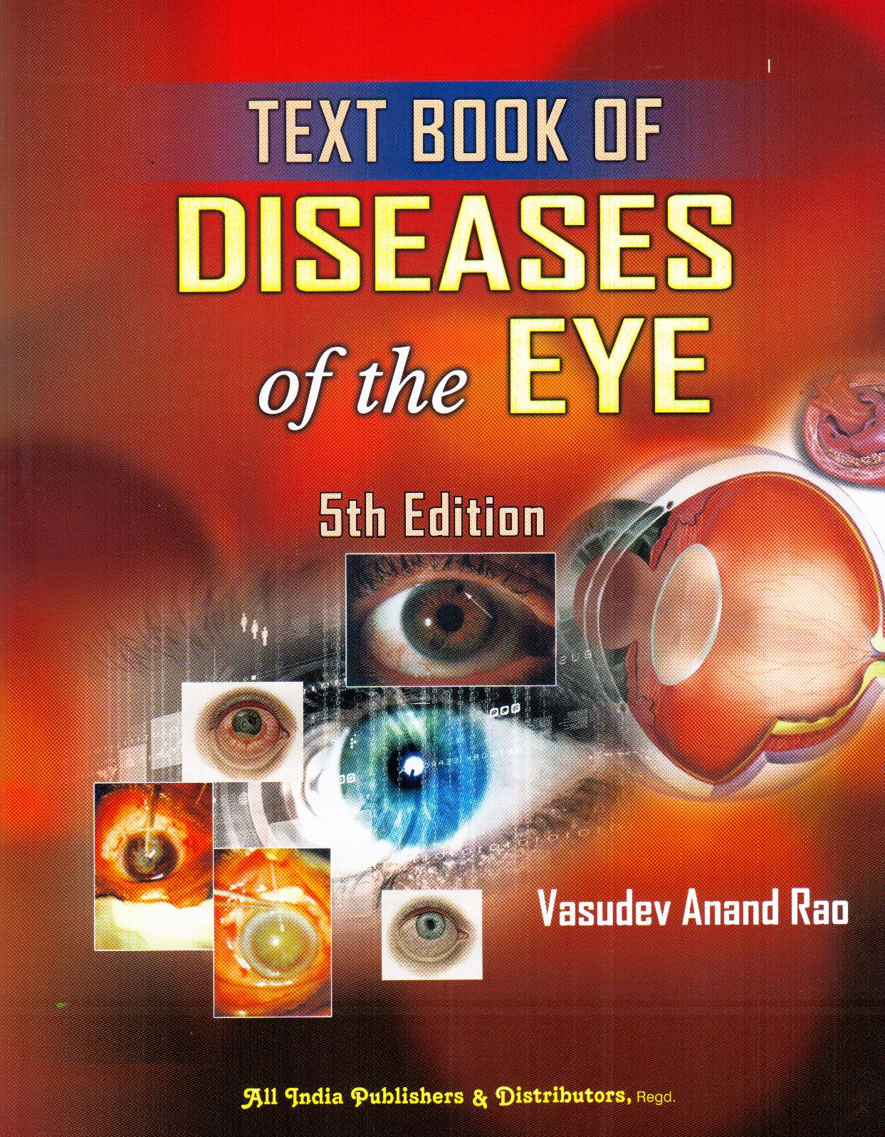 Скан и перевод книги про болезни глаз человека