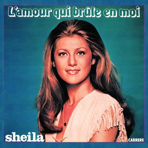 Sheila альбом L'amour qui brûle en moi