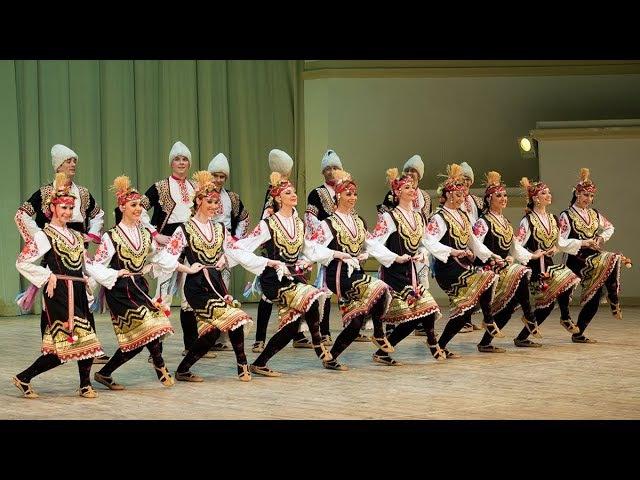 ГААНТ имени Игоря Моисеева. Болгарский танец