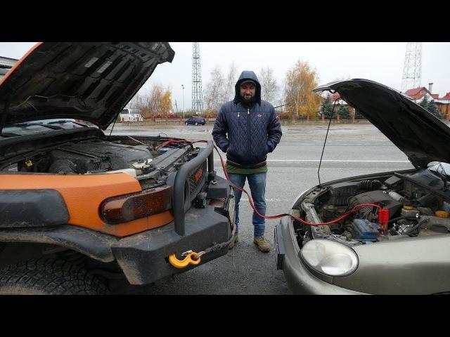 Первые 100 км два АКБ умерло ДОЛГАЯ ДОРОГА ДОМОЙ с ПОЛТАВА ТРОФИ 2017