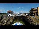 Panama Canal - Full Transit- Time Lapse