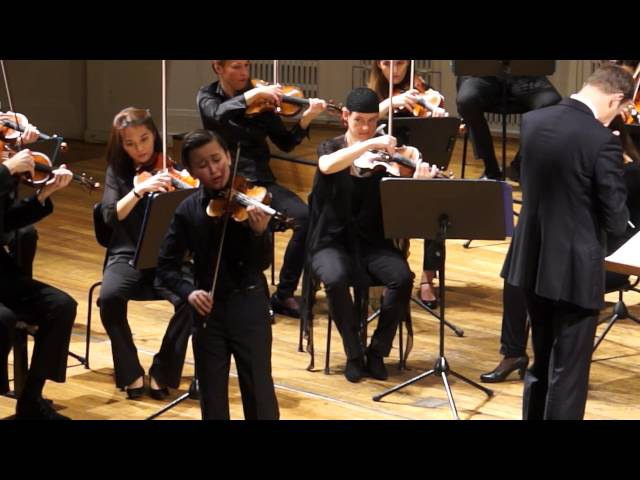 Daniel Lozakovitj plays Beethoven Concerto in D major