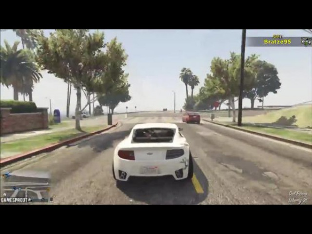 GTA Компиляция трюков и побед 12