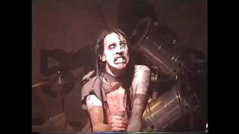 Marilyn Manson - Live at Trocadero - 1995 (Full Show)