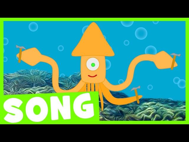 The Hammer Song | Simple Counting Song for Kids | Maple Leaf Learning