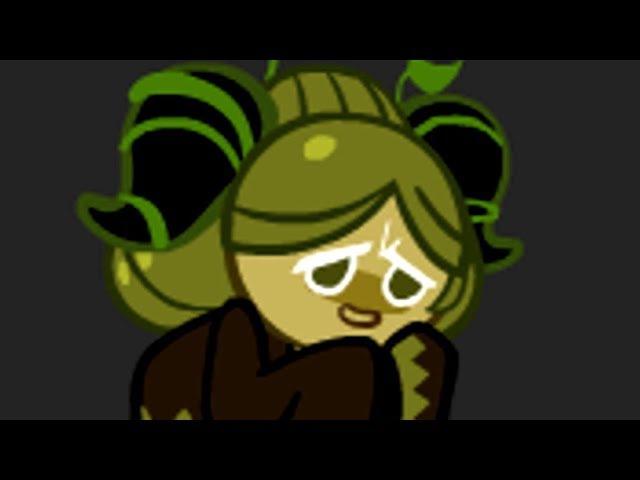 Matcha Cookie is Evil