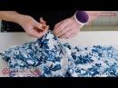 Соединение лифа и юбки чистым способом