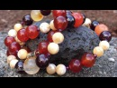 Как выбрать камень Сочетания и свойства на примере браслетов ручной работы Анны Гак