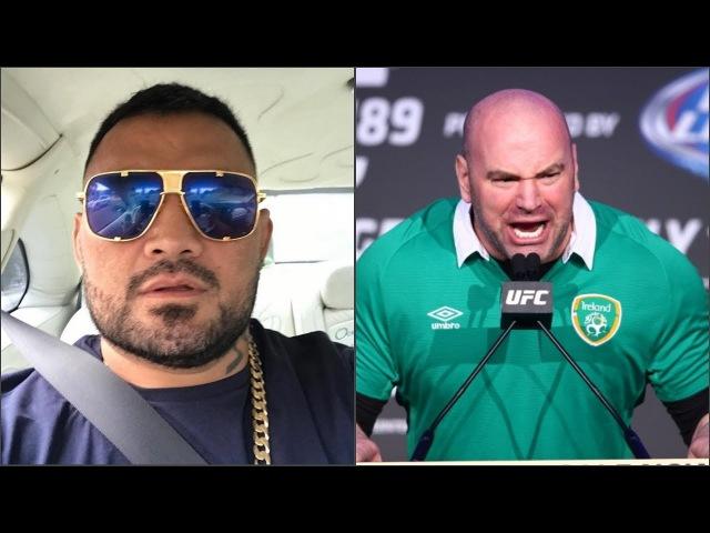 FSNews: Марк Хант оскорбляет Уайта и UFC после отстранения от боя | FightSpace
