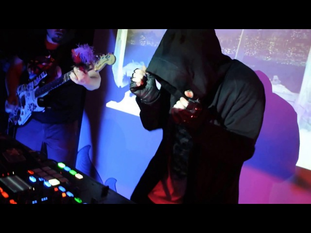 BlazerJacket – Trash Troja | The Man Who Made a Monster – MIAMI VICE 2 (21.09.2017)