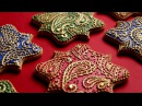 HENNA COOKIES! Collab with MAN ABOUT CAKE