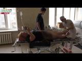 Пострадавшая в результате теракта в Луганске рассказала о произошедшем