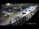 Авария в Красном Селе 23.11.17