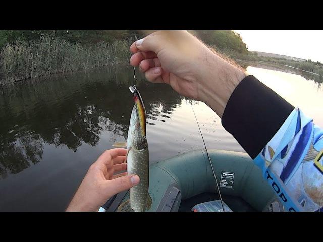 Канал рыбалка на щуку