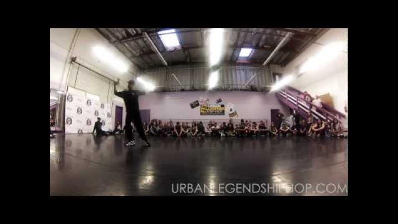 URBAN LEGENDS 2013 | Mykey Martinez