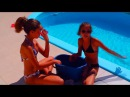 Desafio da piscina legal(2) Pool challenge
