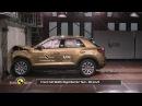 Euro NCAP Crash Test of VW T Roc