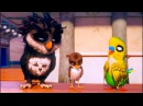 Трио в перьях Richard the Stork весёлый мультфильм русский трейлер 2017 новинка кино