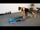 STEP HIIT Cardio Strength for a Ripped Core