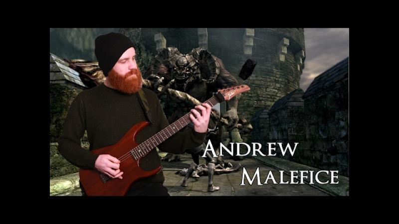 Dark Souls - Taurus Demon Metal Cover - Andrew Malefice