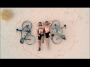 Marionette Show Bike and run in Israel Eilat