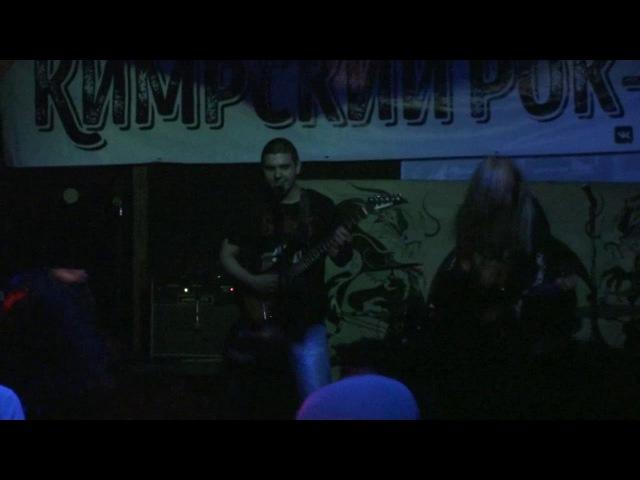 Splatterums On Hook Live in Ludvig Kimry 14 10 2017