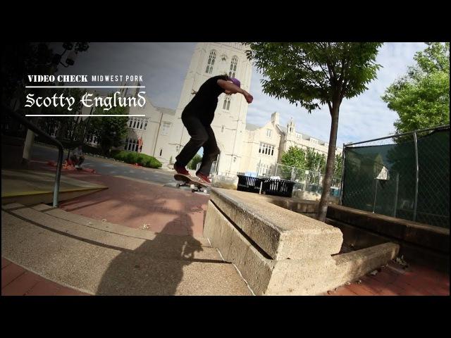 Scotty Englund's Bacon Skateboards Midwest Pork