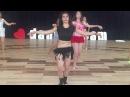 Belly dancing Marharyta Sheikh Ali workshop tabla