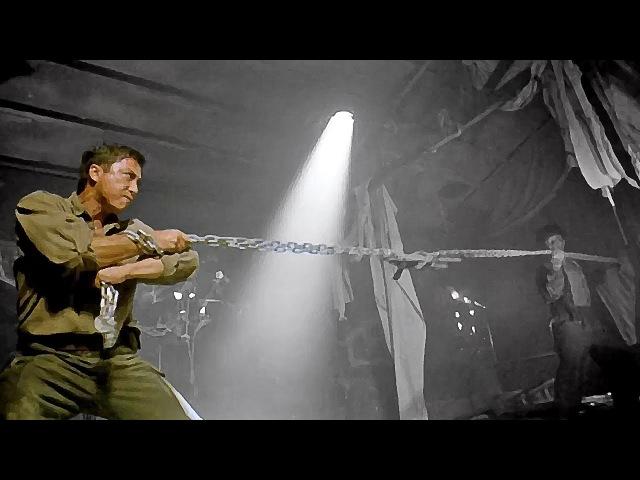 Донни Йен (странник) против убийцы с цепью   Donnie Yen (wanderer) vs the killer with a chain