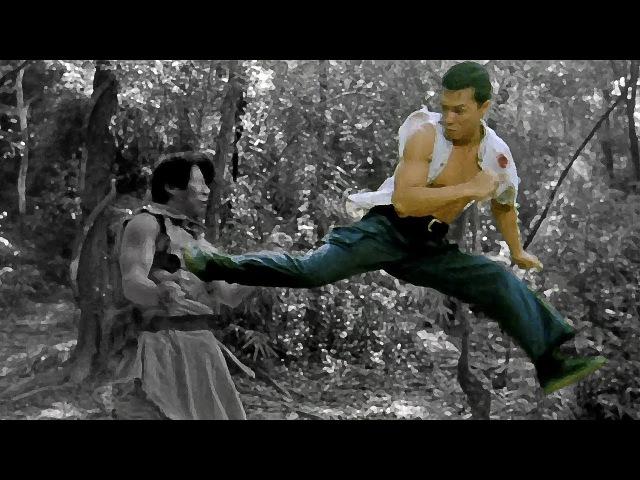Донни Йен (странник) против убийцы с железными шипами   Donnie Yen vs the assassin with iron spikes