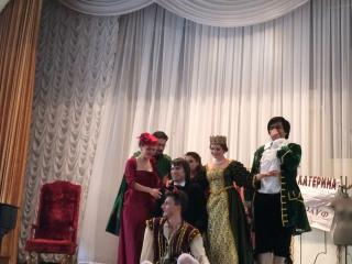 Сдача гос-екзамена по оперной студии,ОНМА им.Неждановой.