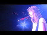 Taylor Swift - Long Live (Live on The Red Tour 2014, Singapore night 2)