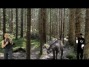 Снупдог и Вандам убивают динозавра