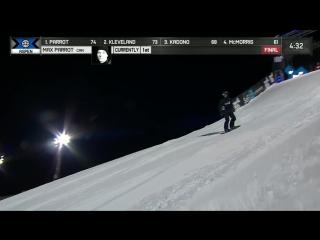 Max Parrot wins Men's Snowboard Big Air gold _ X Games Aspen 2018