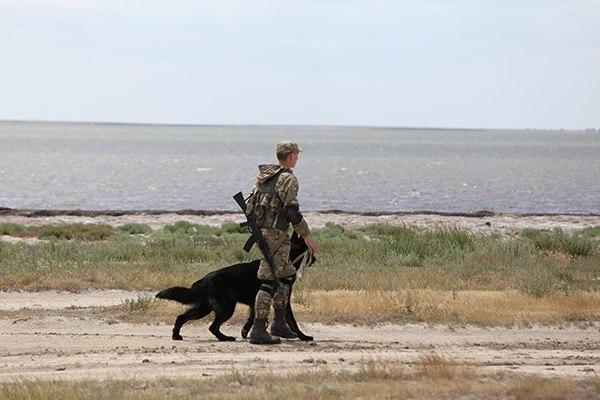 ВФСБ сообщили  озадержании украинца наадмингранице сКрымом