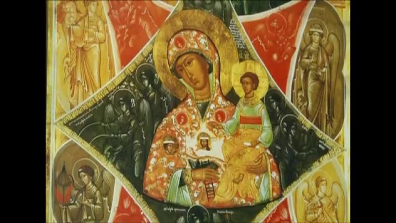 Храм в честь иконы Божией Матери «Неопалимая Купина» в с. Никольское (из цикла Путь паломника)