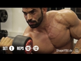 Sergi Constance and Alon Gabbay - Triceps_Biceps Workout #BeLEGEND