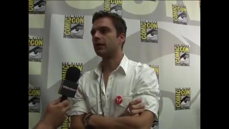 Интервью о сериале «Короли» в рамках презентации на Комик-коне в Сан-Диего | 2008