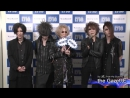 the GazettE - COUNTDOWN JAPAN 17-18 comment