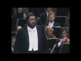 Luciano Pavarotti. L'elisir d'amore - Una furtiva lagrima
