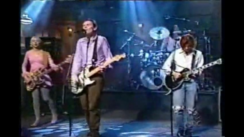 SMASHING PUMPKINS: 1993-10-28 - Saturday Night Live, New York, NY, USA, 02 - Today