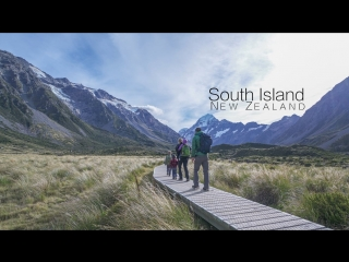 New Zealand. Travel with Family