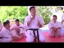 Lucio Maurino teaching kata Sochin