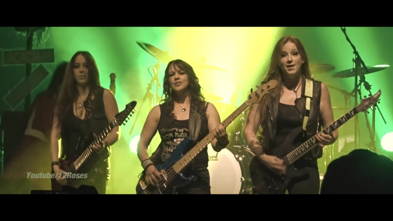 """The Iron Maidens (live) """"The Trooper"""" @Berlin April 28, 2016"""