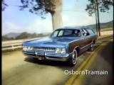 1969 Plymouth Sports Suburban Station Wagon