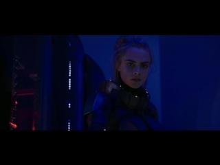 Прекрасна и опасна - новая дерзкая героиня в новом блокбастере «Валериан и город тысячи планет»