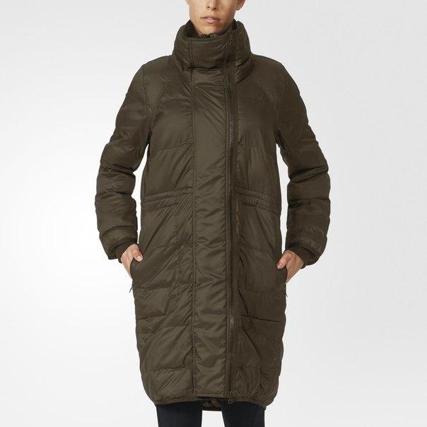 Утепленная куртка Essentials Long