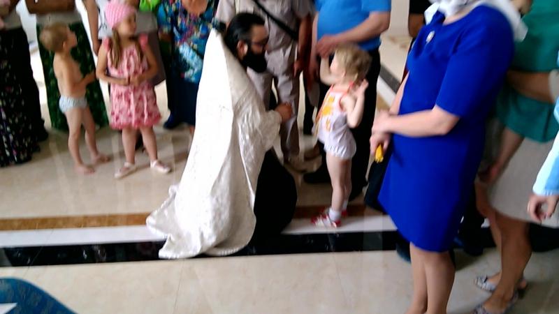 Крещение Вероники