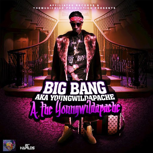 Big Bang альбом A The Youngwildapache