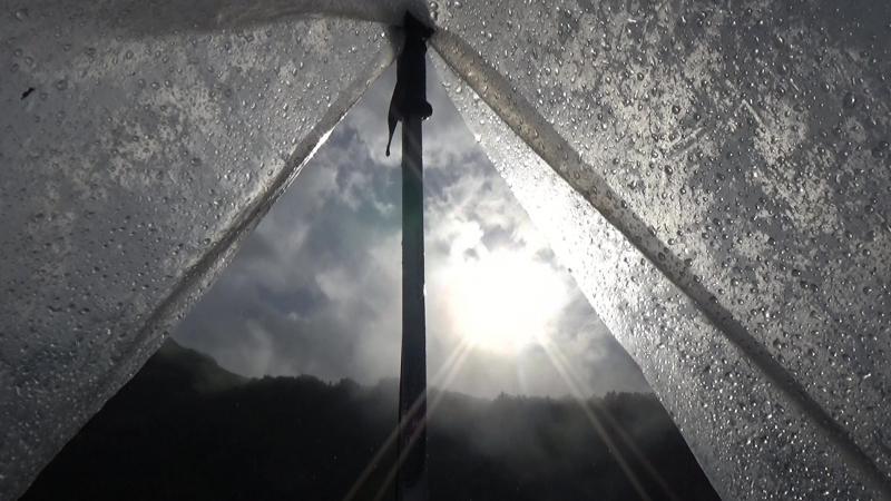 23 июля 2017 - Стойбище - Солнышко выглянуло